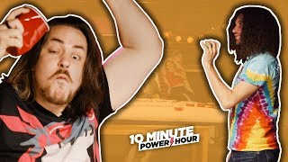 Download Playing Pong with WEIRD SODAS - Ten Minute Power Hour Mp3 and Videos
