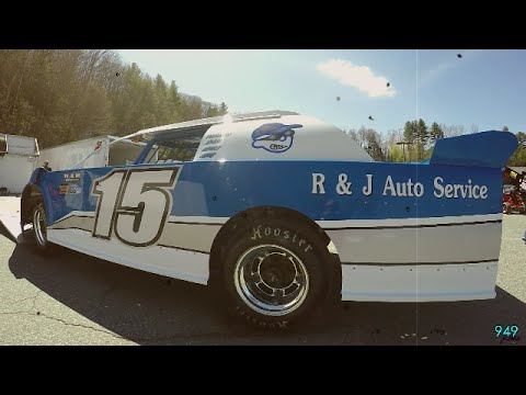 949 Productions: William Hull #15 Late Model Feature Race Bear Ridge Speedway