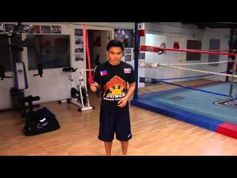 RING SMARTS - Episode 2 - Jump Rope - Brian Viloria