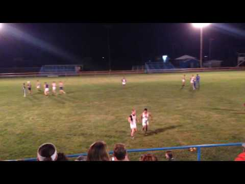2015 Bonfire performance - Oblong High School