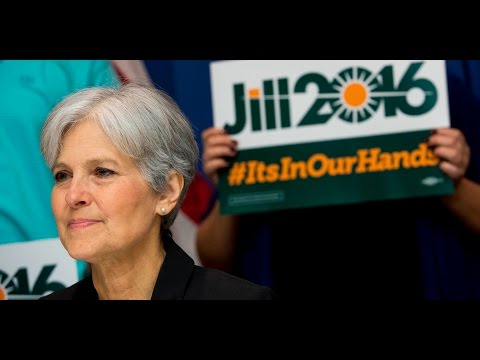 Jill Stein just raised a ton of money from Sanders supporters