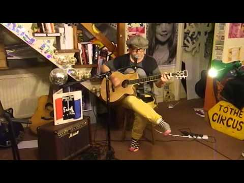 The Rolling Stones - Streets of Love - Acoustic Cover - Danny McEvoy