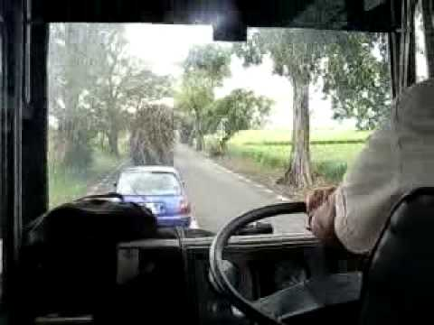Bus Driving in Mauritius