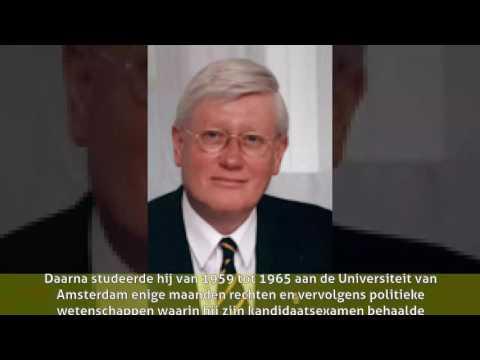 Hans Wiegel - Afkomst en opleiding