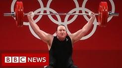 Transgender athlete Laurel Hubbard out of Olympics - BBC News