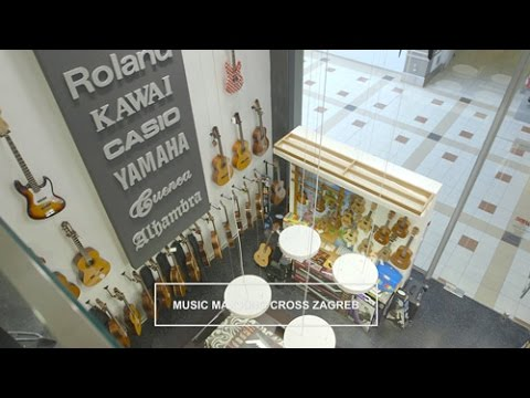 MUSIC MAX Zagreb | Maloprodaja King Cross