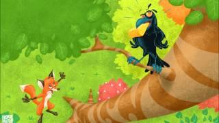 Η αλεπού και το κοράκι (Μύθοι του Αισώπου)