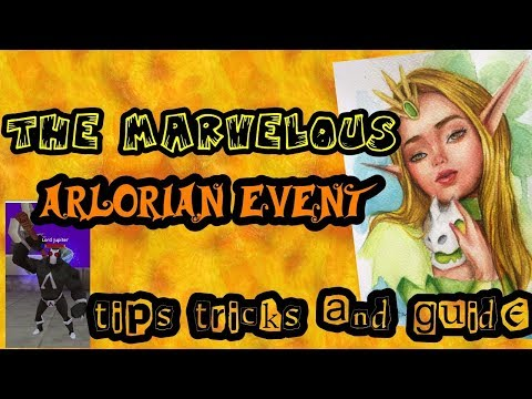 ARCANE LEGENDS: THE MARVELOUS ARLORIAN EVENT (TIP TRICK AND GUIDE)