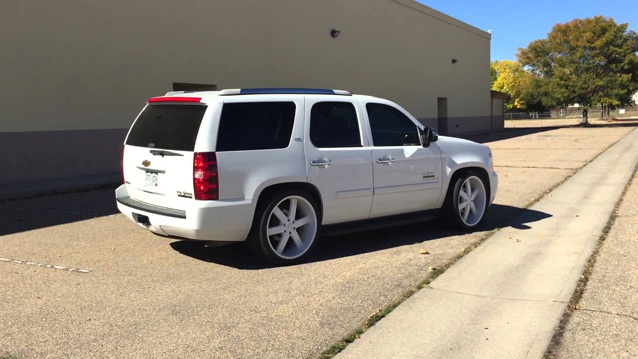 2008 Chevy Tahoe Cars Trucks By Owner Vehicle Autos Post