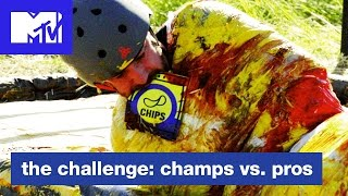 'Bananas Gets Stuck' Official Sneak Peek | The Challenge: Champs vs. Pros | MTV