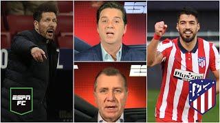 LA LIGA Atlético Madrid es líder de la mano de Luis Suárez, quien comanda a los goleadores | ESPN FC