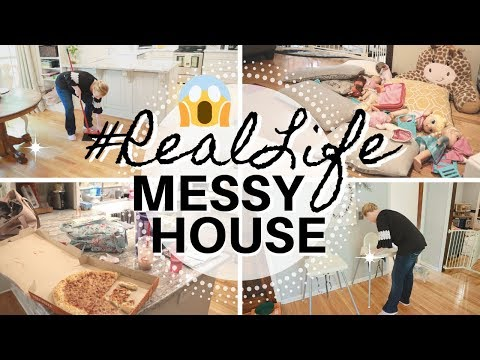 🌪MESSY HOUSE TRANSFORMATION | EXTREME CLEANING MOTIVATION | SAHM & HOMEMAKER