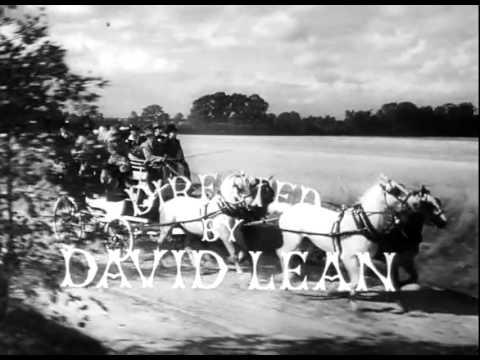 Great Expectations Official Trailer #1 - John Mills Movie (1946) HD