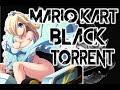 Mario Kart Black (Hack rom Wii) Mushroom Cup + Torrent 1 Link.