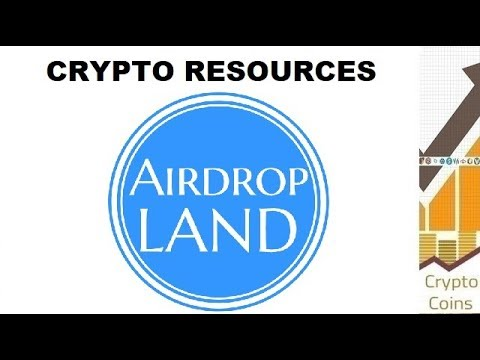 cryptocurrency airdrop list