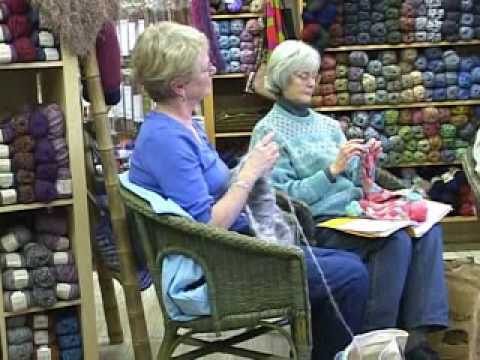 Knitting Group at Needle & Arts Centre