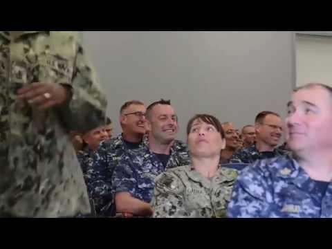 The U.S. Navy Senior Enlisted Academy