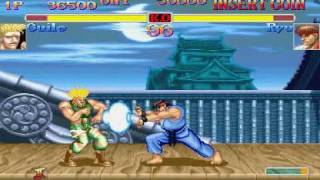 CPS2 Hyper Street Fighter II: The Anniversary Edition - Guile thumbnail