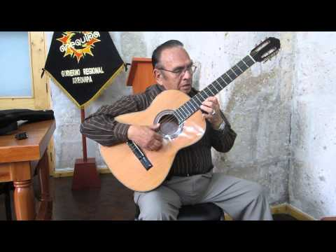 Beautiful Peruvian Guitar Improv