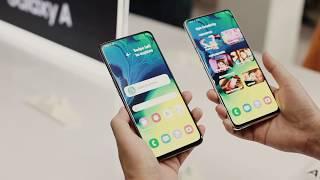 مراجعة سريعة سامسونج Samsung Galaxy A80 سعر و عيوب و مميزات