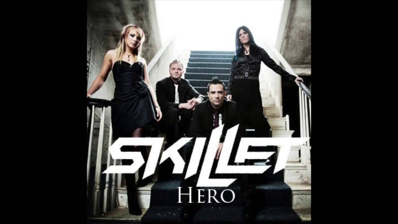Skillet - Hero (Video) - video dailymotion