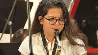"""SXU Jazz Ensemble - """"Life of the Party"""" (Bob Mintzer)"""