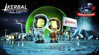 Kerbal Space Program Enhanced Edition: Breaking Ground - Official Gameplay Trailer