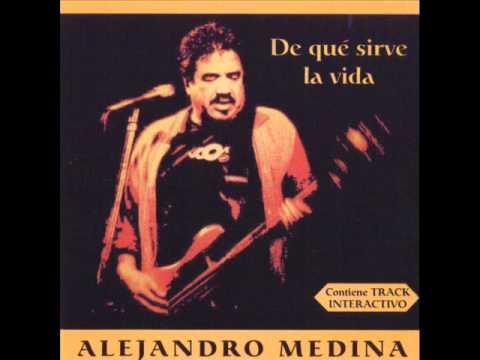 "Alejandro Medina ""Sacudeme la vida"""