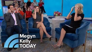 Could Tapping Be The Solution To Chronic Pain And Anxiety? | Megyn Kelly TODAY