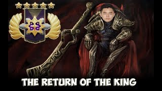 Midone Sven Road to top 1 Ladder : The Return of the King
