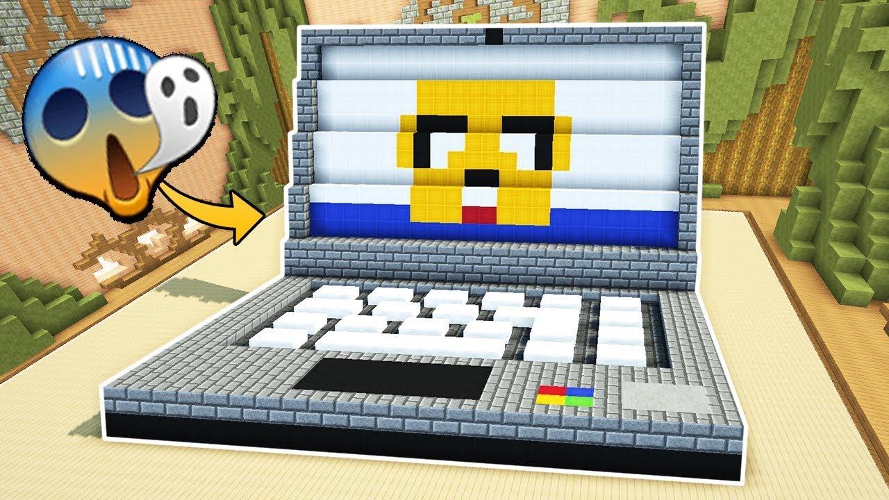 Laptop Legendaria La Mayor Injusticia En Minecraft Build Battle No Premium Ver Vídeo Http Quehubocol Minecraft Trucos De Minecraft Injusticia