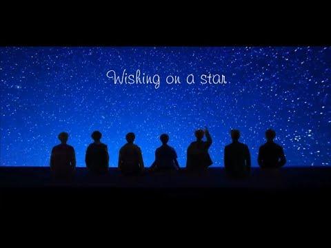 [방탄소년단]'Wishing on a star'(가사 해석 ver.)