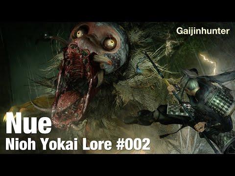 Nioh Yokai Lore #2: Nue (鵺)