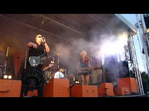 Rydell & Quick - Du Hast (rammstein) - Sannahed 8/8 2015