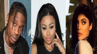 Blac Chyna utiliserait Travis Scott pour se venger d'elle et du clan Kardashian-Jenner? -365