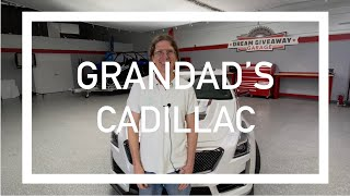 Grandpa's Cadillac ... Not! CTS-V Super Rare Edition.