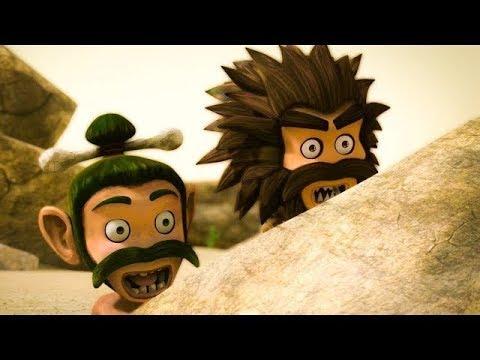Oko ve Lele - 8 bölümün hepsi - Çocuklar için çizgi filmler