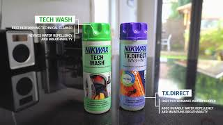 How to Clean and Proof your Jacket with Nikwax