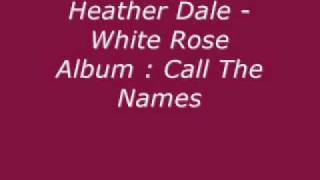 Watch Heather Dale White Rose video