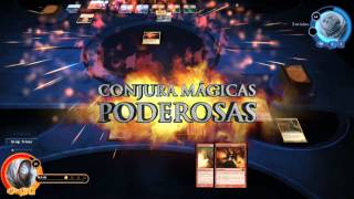 Magic 2014—Duels of the Planeswalkers Gameplay Trailer - Portuguese