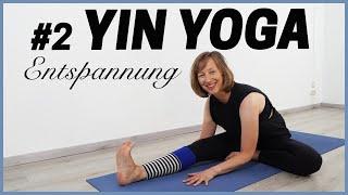 Balance von Anspannung & Entspannung |  30 Min. YIN YOGA mit Mandy (Teil 2)