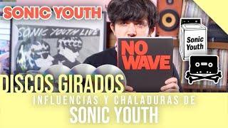 Discos Girados: Adorando a Sonic Youth | Los Prieto Flores 2019