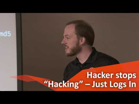 BMC and GuidePoint Security Hack and Defend Demo – Hacker Moves to the Center