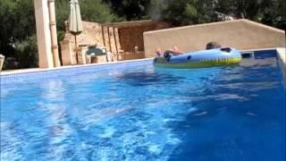 Warm weather training Mallorca July 2012