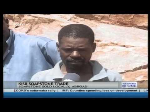 Tabaka Soapstone Mining Is Transforming Residents Lives