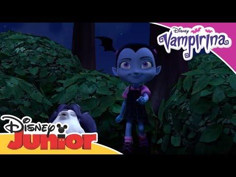 Vampirina: Momentos Mágicos - Camping Terrorífico | Disney Junior Oficial