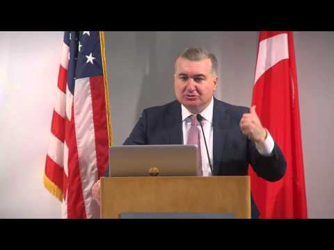 Keynote speech by Ambassador Elin Süleymanov, Ambassador of Azerbaijan to US