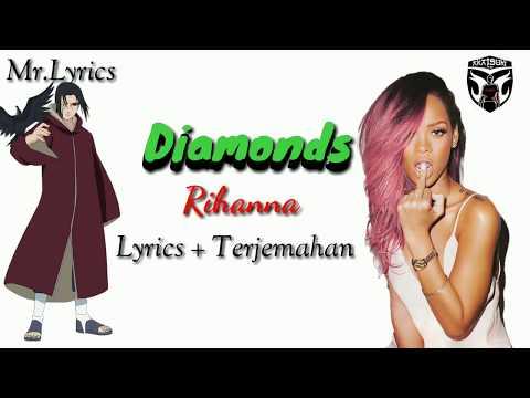 Diamonds Lirik Dan Terjemahan L Rihanna