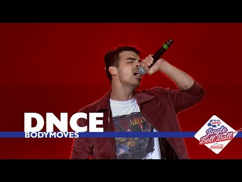 DNCE - 'Bodymoves' (Live At Capital's Jingle Bell Ball 2016)