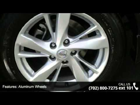 2014 nissan altima 2 5 sv planet nissan las vegas nv youtube. Black Bedroom Furniture Sets. Home Design Ideas